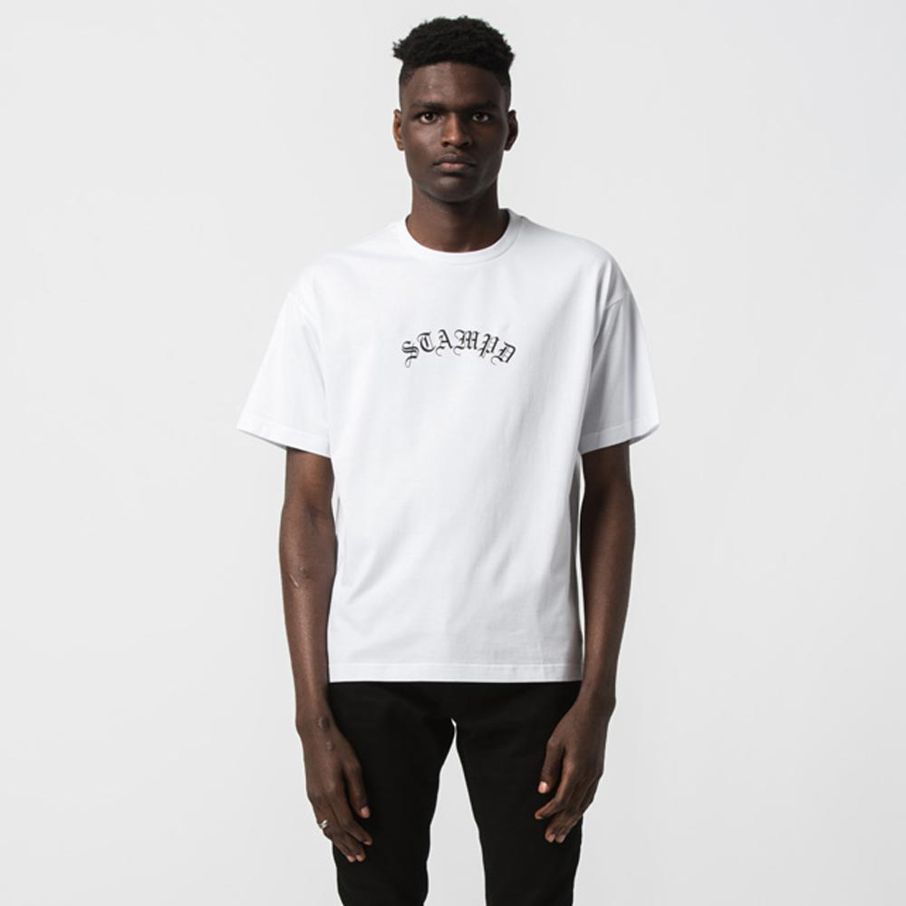 Anglo Tee / WHITE